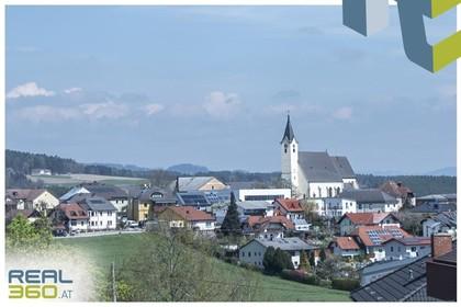 Leicht geneigter Baugrund in Altenberg bei Linz!