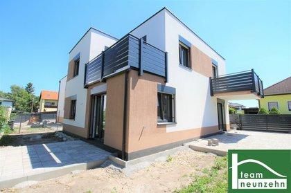 Moderne Architektur, durchdachte Planung und Platz für die ganze Familie - Ein Fundament für Jahrzehnte - Schlüsselfertig