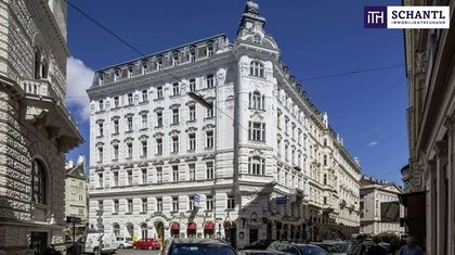 ÜBER DEN DÄCHERN WIENS! Prestige Lage + Dachgeschoss inkl. Galerie + Perfekte Infrastruktur + Tiefgarage in unmittelbarer Nähe