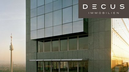 Büros mit Weitblick im ARES TOWER    Donau-City   