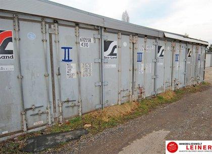 Schwechat: günstige Container sofort zu mieten!