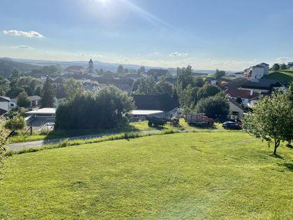 Grundstücke in 4264 Grünbach
