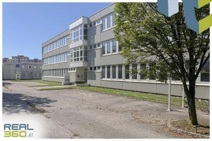 Erstbezug nach Generalsanierung - Bürohaus nähe Infracenter in Linz-Wegscheid zu vermieten!