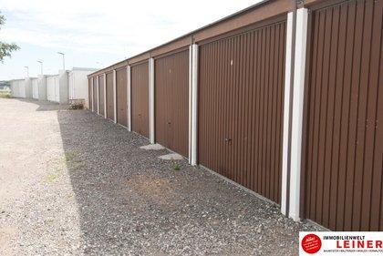 Margarethen am Moos: letzte 18m² große Garagenbox sofort zu mieten - ideales Lager!