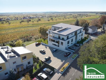 ANLAGE! WOW Effekt - Familientraum in Grünruhelage mit Blick zu See und die Weingärten!