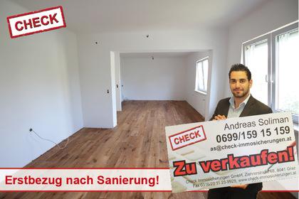 Erstbezug nach Sanierung! Haus in Ruhelage Nähe Weblinger-Kreis!