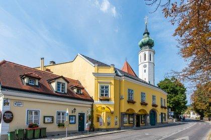 Häuser in 1190 Weidling